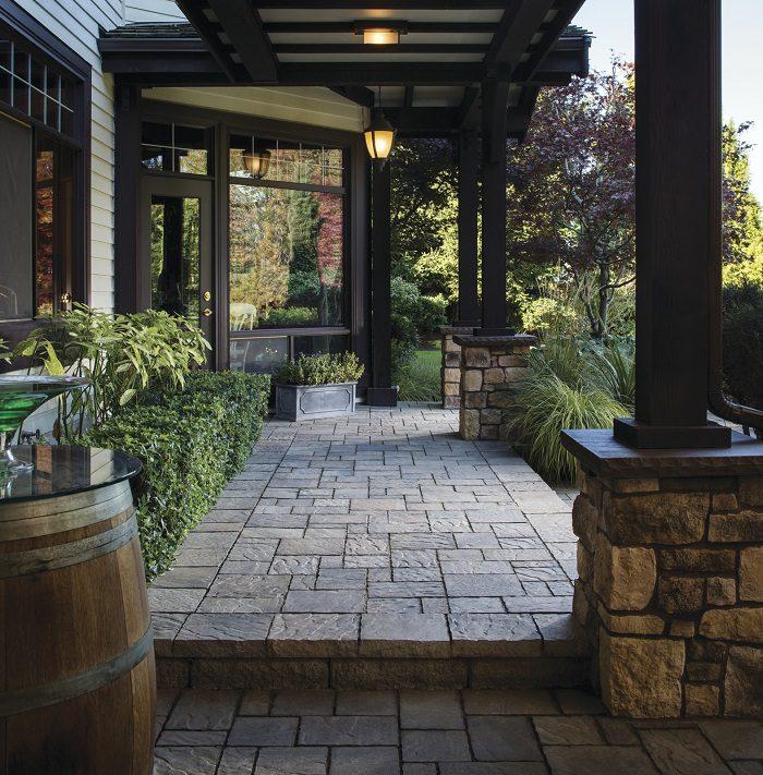 Luxury Paver Walkways