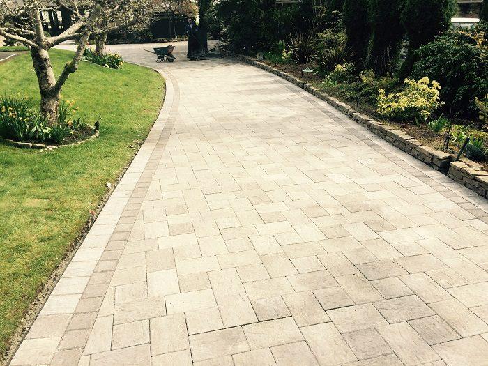 permeable driveway pavers